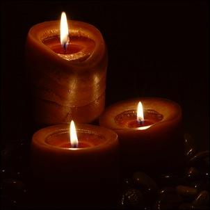 Медитация на свечу