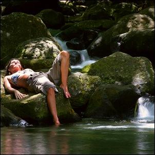 Медитация на воду